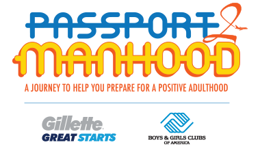 Passport to Manhood logo